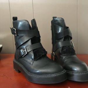 Zara winter boots